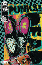 Image: Punks Not Dead #4 (cover A - Simmonds) - IDW Publishing