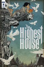 Image: Highest House #4 (cover A - Shimizu) - IDW Publishing