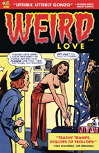 Image: Weird Love #24 - IDW Publishing