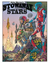 Image: John Byrne: Stowaway to Stars #1 (Special Edition) - IDW Publishing