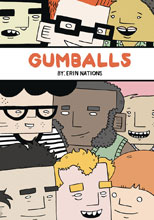 Image: Gumballs GN  - IDW - Top Shelf