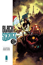 Image: Black Science #35 (cover A - Scalera & Dinisio) - Image Comics