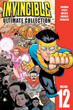 Image: Invincible Ultimate Collection Vol. 12 HC  - Image Comics