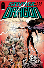 Image: Savage Dragon #234 - Image Comics