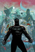Image: Black Panther #1 - Marvel Comics