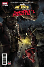Image: Infinity Countdown: Daredevil #1 - Marvel Comics