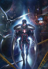 Image: Infinity Countdown: Darkhawk #1 - Marvel Comics