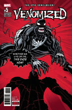 Image: Venomized #5 - Marvel Comics