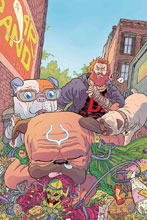 Image: Lockjaw #4 - Marvel Comics