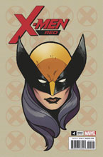 Image: X-Men Red #4 (incentive Headshot cover - Charest) - Marvel Comics