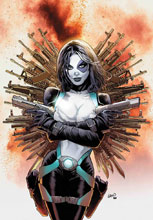 Image: Domino #2 - Marvel Comics