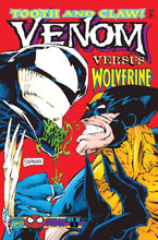Image: True Believers: Wolverine vs. Venom #1 - Marvel Comics