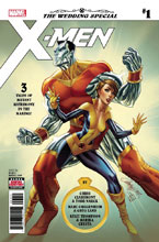 Image: X-Men Wedding Special #1 - Marvel Comics