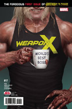Image: Weapon X #17 - Marvel Comics