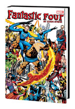 Image: Fantastic Four by John Byrne Omnibus Vol. 01 HC  (new printing) - Marvel Comics