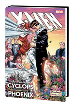 Image: X-Men: The Wedding of Cyclops & Phoenix HC  - Marvel Comics