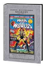 Image: Marvel Masterworks Killraven Vol. 01 HC  - Marvel Comics
