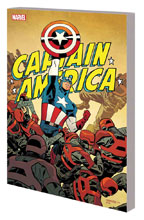 Image: Captain America by Waid and Samnee Vol. 01: Home of Brave SC  - Marvel Comics