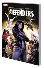 Image: Defenders Vol. 02: Kingpins of New York SC  - Marvel Comics