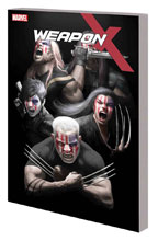 Image: Weapon X Vol. 03: Modern Warfare SC  - Marvel Comics