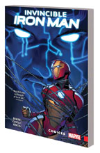 Image: Invincible Iron Man: Ironheart Vol. 02 - Choices SC  - Marvel Comics