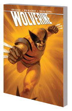 Image: Wolverine: Savage Origins SC  - Marvel Comics