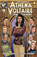Image: Athena Voltaire #4 (2018 Ongoing) - Action Lab Entertainment