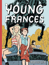 Image: Young Frances Vol. 01: Pope Hats HC  - Adhouse Books