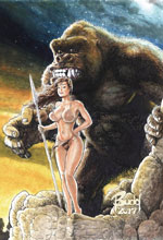 Image: Cavewoman: Raptorella's Revenge #1 (cover D - Root) - Amryl Entertainment