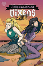 Image: Betty and Veronica Vixens #6 (cover A - Vaughn) - Archie Comic Publications