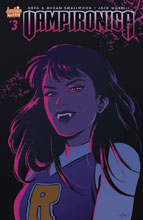 Image: Vampironica #3 (cover C - Mok) - Archie Comic Publications