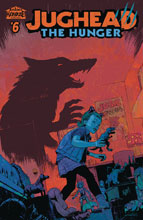 Image: Jughead: The Hunger #6 (cover A - Gorham) - Archie Comic Publications
