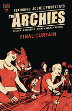 Image: Archies #7 (cover B - Chiang) - Archie Comic Publications