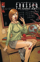 Image: Crossed Plus 100 Mimic #3 (variant Crossing Over cover - Bloody) - Avatar Press Inc