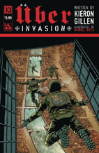 Image: Uber: Invasion #13 - Avatar Press Inc