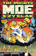 Image: Mighty Moe Szyslak #1 (One Shot) - Bongo Comics