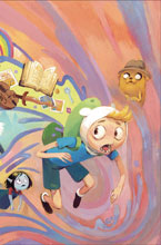 Image: Adventure Time: Beginning of End #1 - Boom! Studios