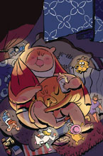 Image: Adventure Time: Beginning of End #1 (subscription cover - Daguna) - Boom! Studios