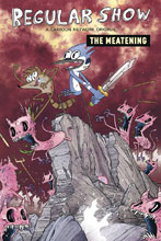 Image: Regular Show Original Vol. 05: Meatening GN  - Boom! Studios
