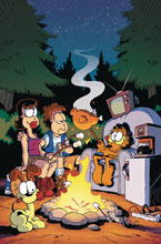 Image: Garfield 2018 Vacation Time Blues #1 - Boom! Studios