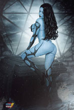 Image: Tarot: Witch of the Black Rose #110 (variant cover - Photo) - Broadsword Comics