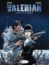 Image: Valerian Complete Collection Vol. 04 HC  - Cinebook