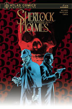 Image: Sherlock Holmes: Vanishing Man #1 (signed Atlas edition) - Dynamite