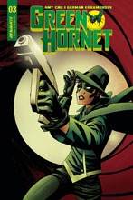 Image: Green Hornet #3 (cover A - McKone) - Dynamite