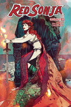 Image: Red Sonja #17 (cover B - Lotay) - Dynamite