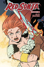 Image: Red Sonja #17 (cover E subscription - Marques) - Dynamite
