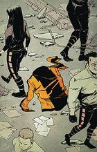 Image: Catalyst Prime: Incidentals #9 - Lion Forge
