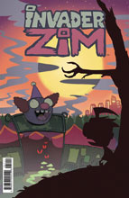 Image: Invader Zim #31 (cover A - K.C. Green) - Oni Press Inc.