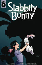 Image: Stabbity Bunny #5 - Scout Comics