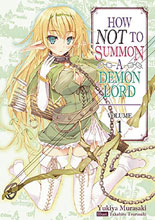 Image: How Not to Summon a Demon Lord Vol. 01 GN  - Seven Seas Entertainment LLC